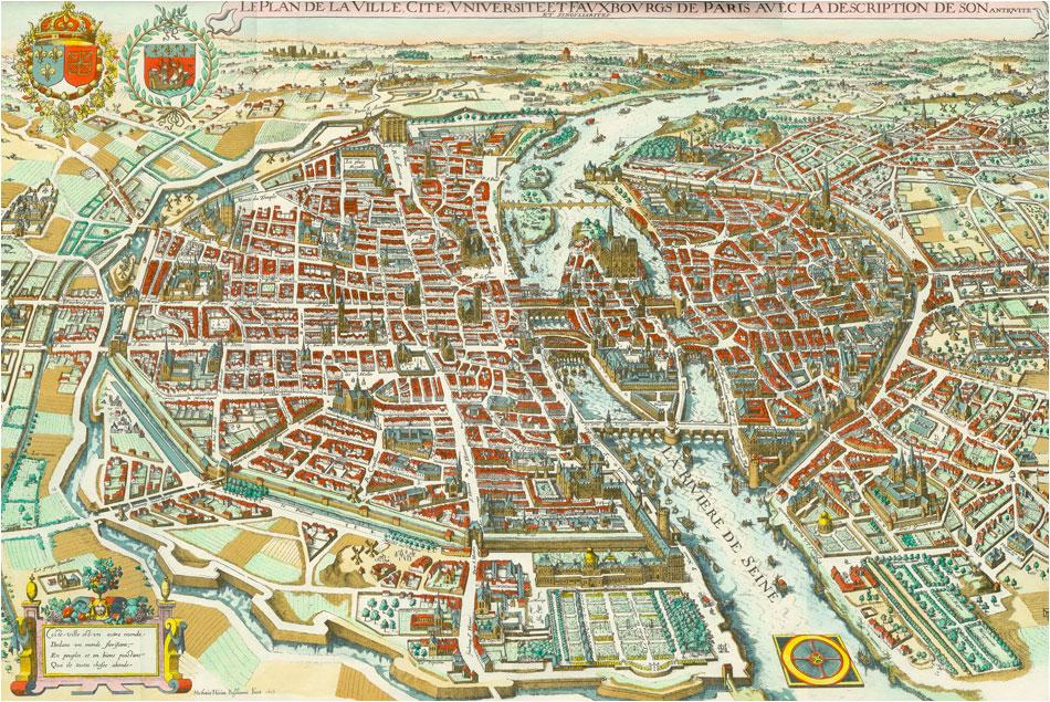 Test Geschiedenis Parijs Spanjemijnland