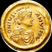 Byzantijnse munt
