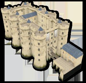 parijsmijnstad-bastille_fort