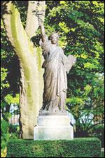 vrijheidsbeeld-luxembourgh